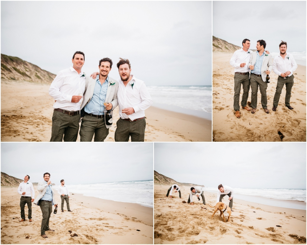 Melbourne wedding photographer Aireys Inlet surfcoast wedding country victoria wedding kingsville wedding photographer