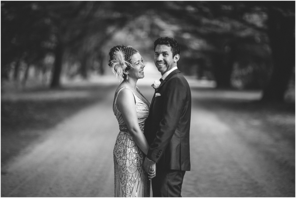 melbourne wedding photographer windows on the bay mordicallic first look Braeside park wedding day portraits07