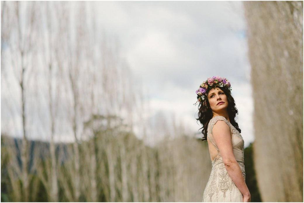 hotography Gwendolynne gowns bridal shoot snow Melbourne wedding photographer styled shoot02