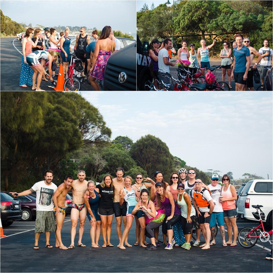hanwin triathlon taco truck sorrento australian beach witsup wedding day melbourne wedding hyggelig photography004