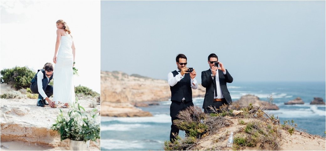 hanwin triathlon taco truck sorrento australian beach witsup wedding day melbourne wedding hyggelig photography036